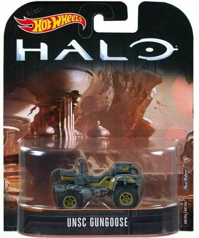 Hot Wheels Halo - UNSC GunGoose