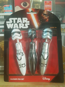 Star Wars Clicker Pen Set