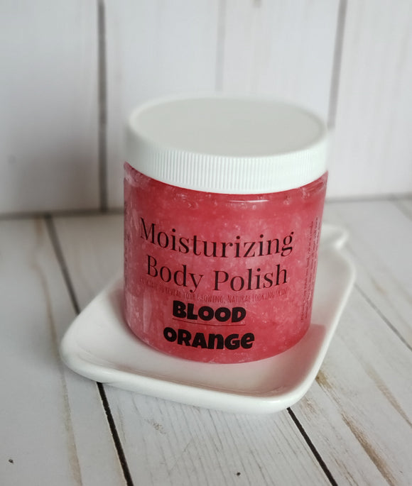 Blood Orange Body Polish