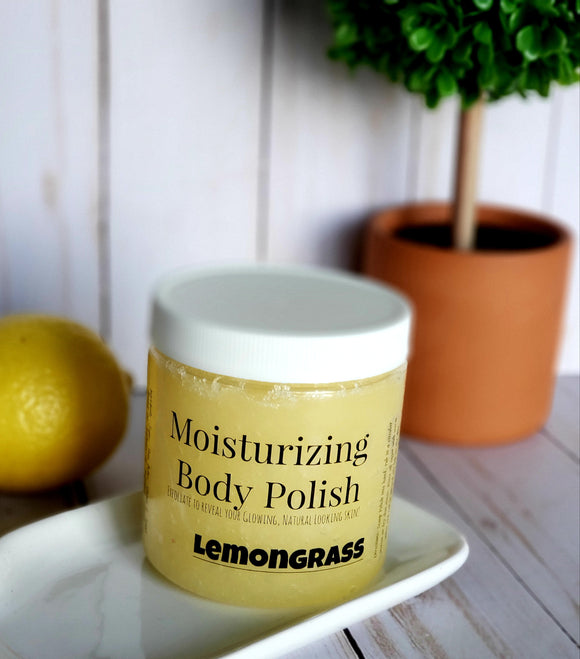 Lemongrass Body Polish
