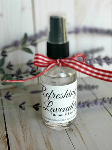 Refreshing Lavender Room & Linen Spray- Limited Edition
