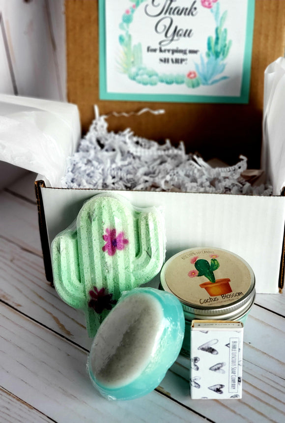 Mother's Day Box- Cactus