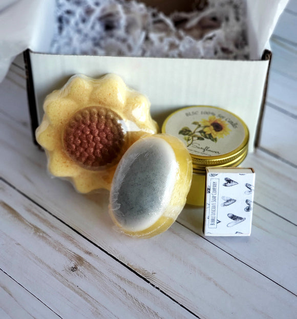 Teacher Appreciation Box- Sunflower