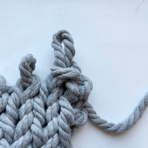 bound off stitch