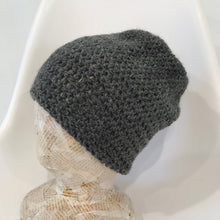Load image into Gallery viewer, Lightweight crochet beanie