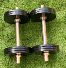 Load image into Gallery viewer, Dumbbell & barbell set. (60kg)