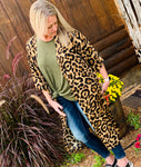 Sunshine & Rodeo Leopard Duster