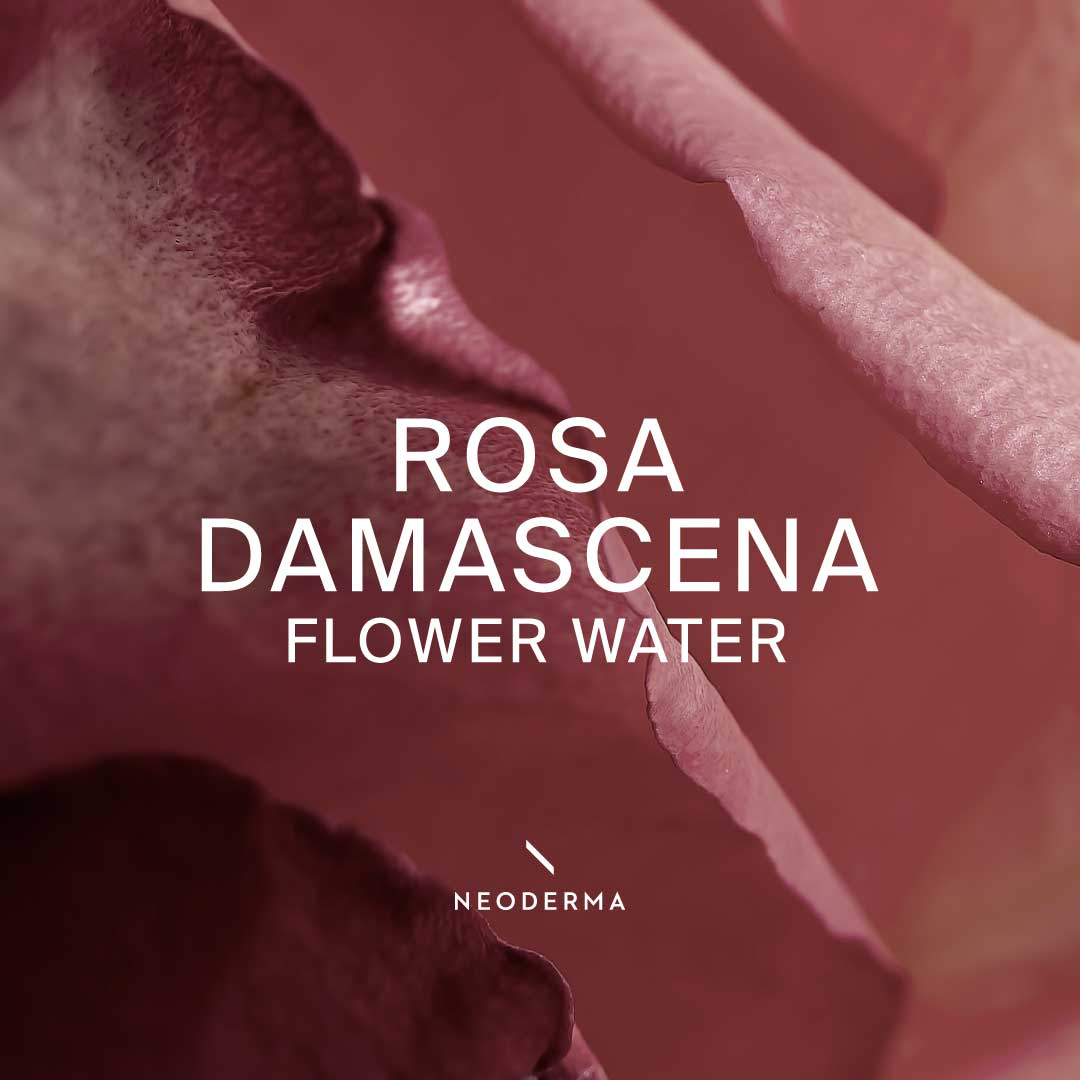 Rosa Damascena Flower Water