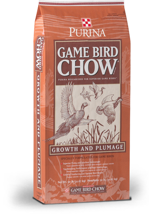 Purina® Game Bird Maintenance