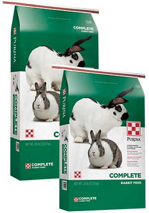 Purina® Complete Rabbit Feed