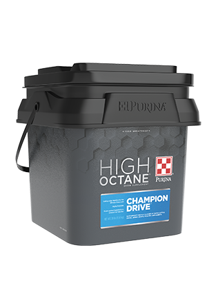 Purina® High Octane® Champion Drive Topdress
