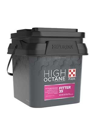 Purina® High Octane® Fitter 35® Topdress