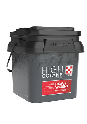 Purina® High Octane® Heavy Weight® Topdress