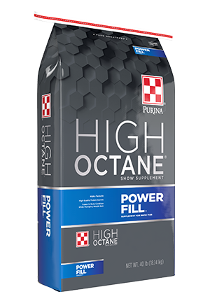 Purina® High Octane® Powerfill® Supplement