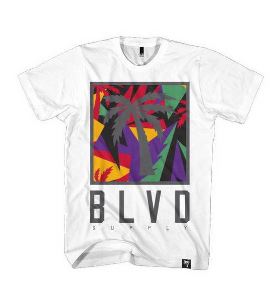 C Thru Geometrix Tee - BLVD Supply inc