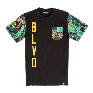 Blvd Supply Gettin Up Beverly Trills Tee - BLVD Supply inc