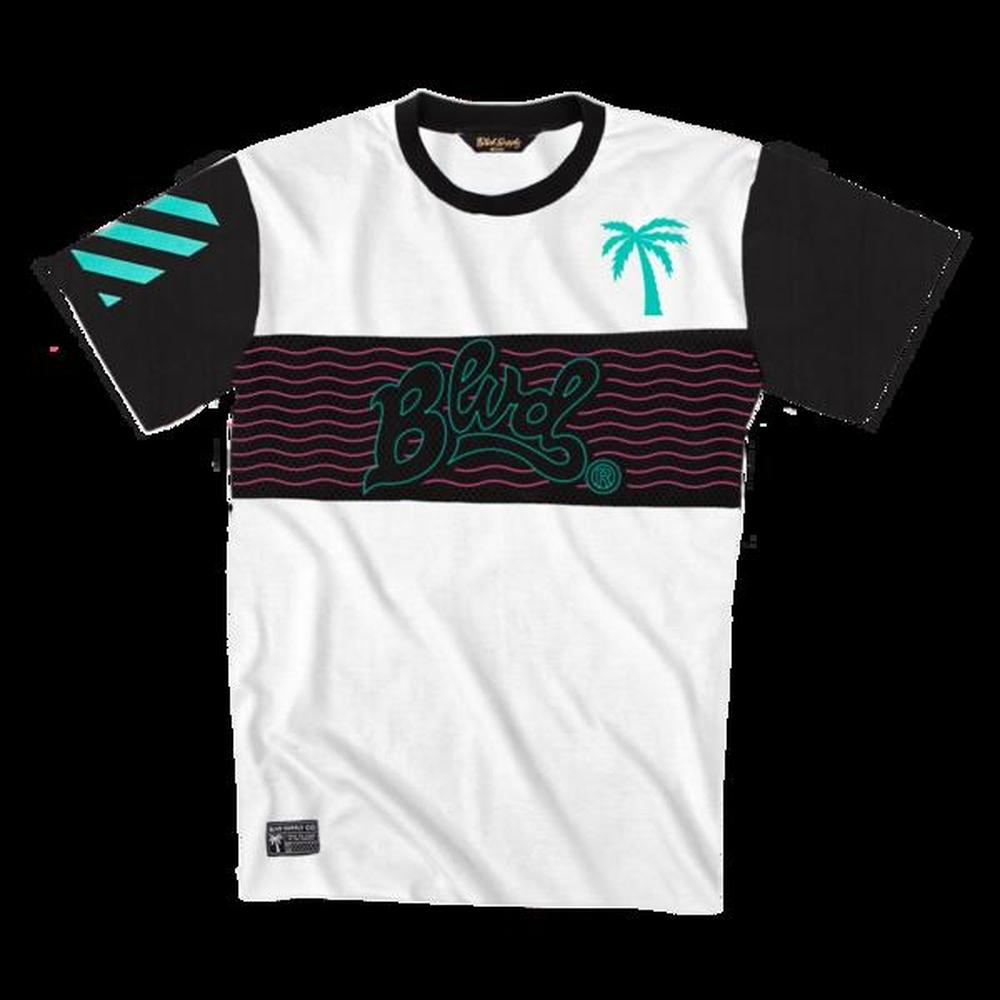 Blvd Supply Unruly Tee - BLVD Supply inc