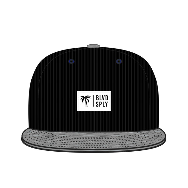 Cords Snapback - BLVD Supply inc