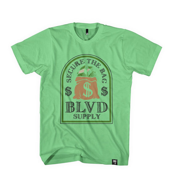 Secure the Bag Shirt - BLVD Supply inc