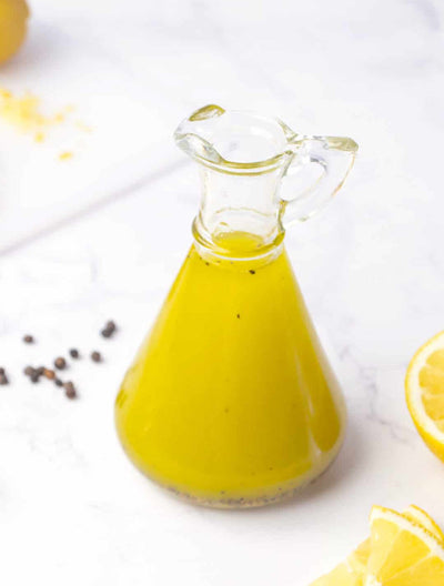 Preserved Lemon Vinaigrette