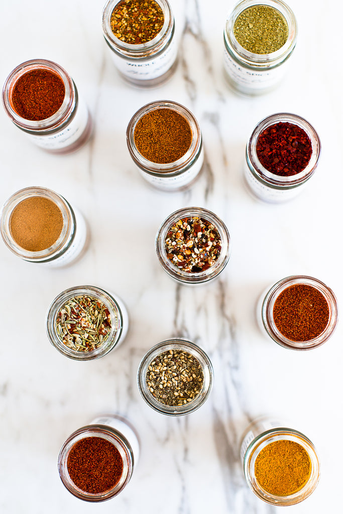 Spices & Salts