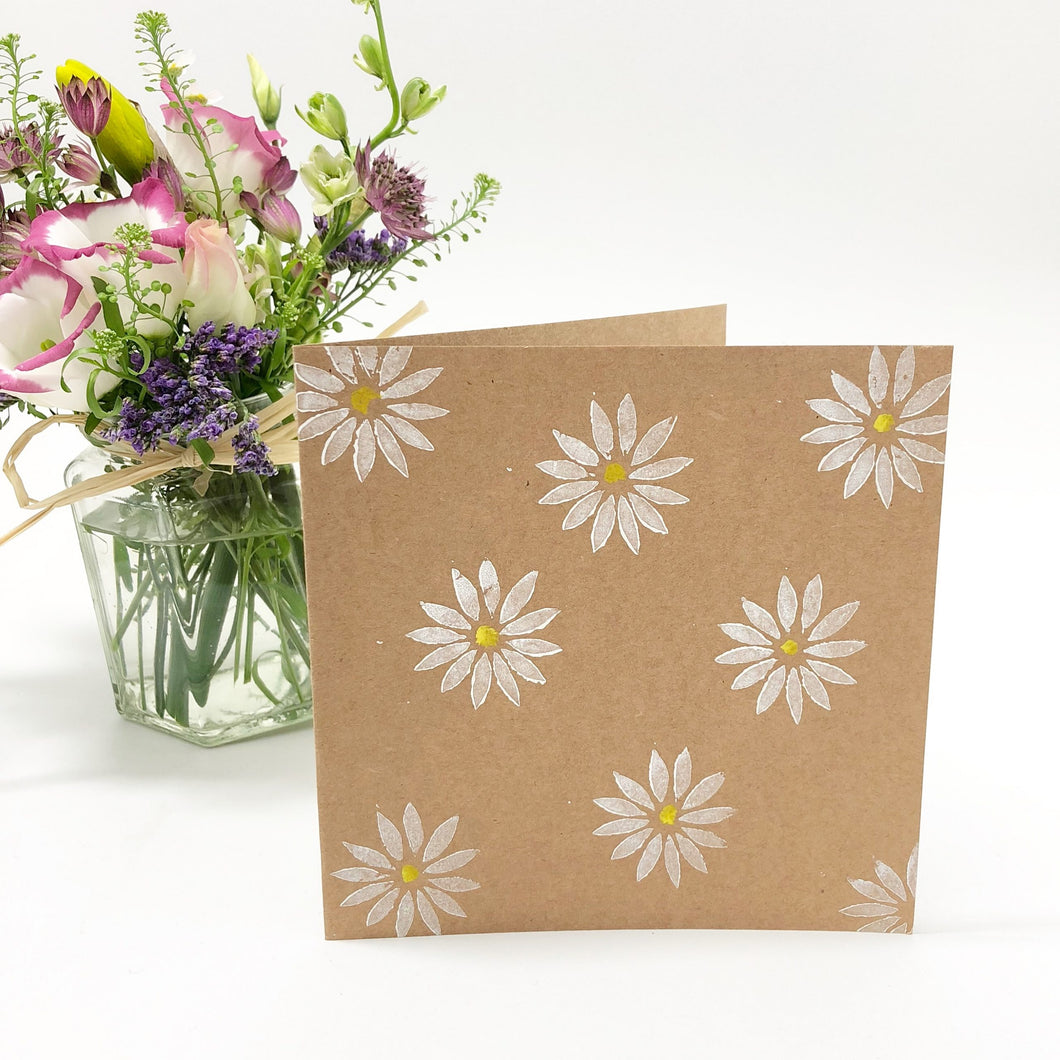 Daisy Cluster - Brown