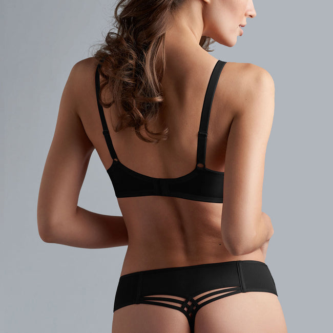 Dame de Paris Plunge Black