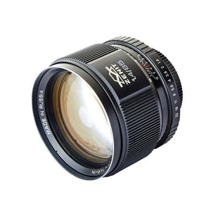 Zenitar f1.4/85 mm Canon EF Mount