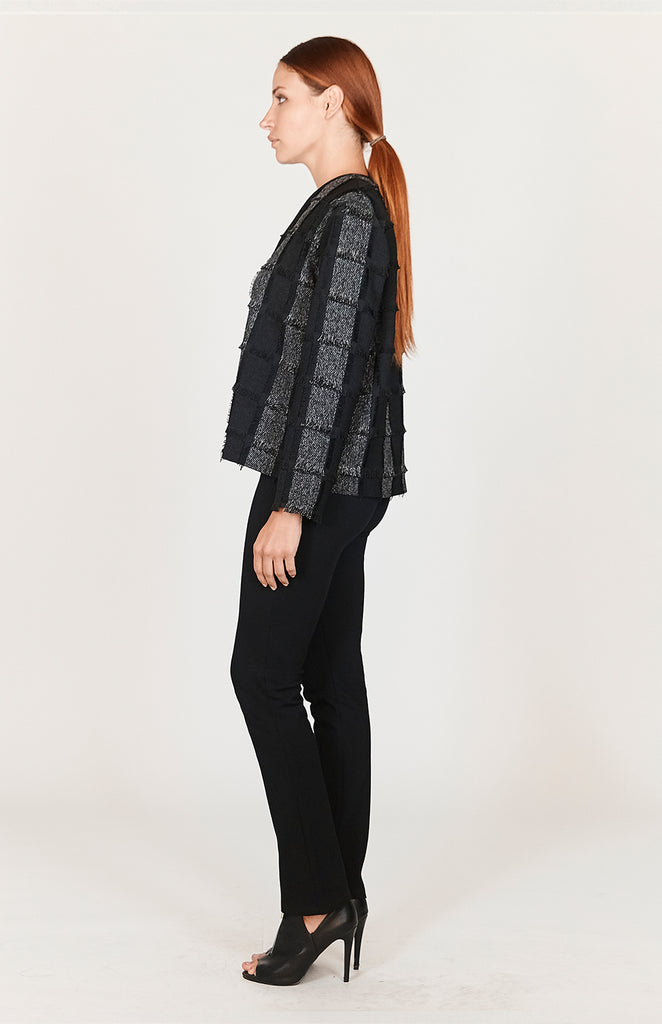 Fringe Short Jacket