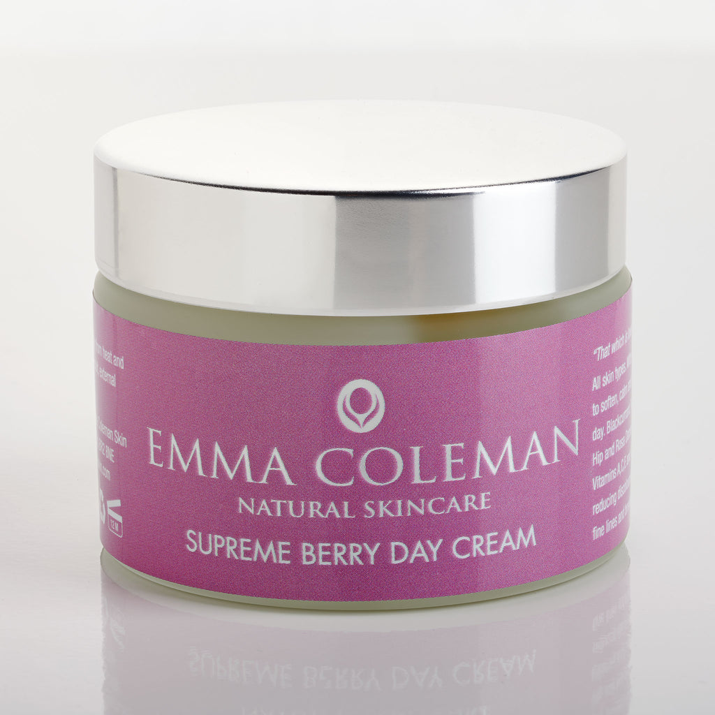 Supreme Berry Day Cream.