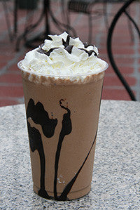 moka frozen hot chocolate flavor