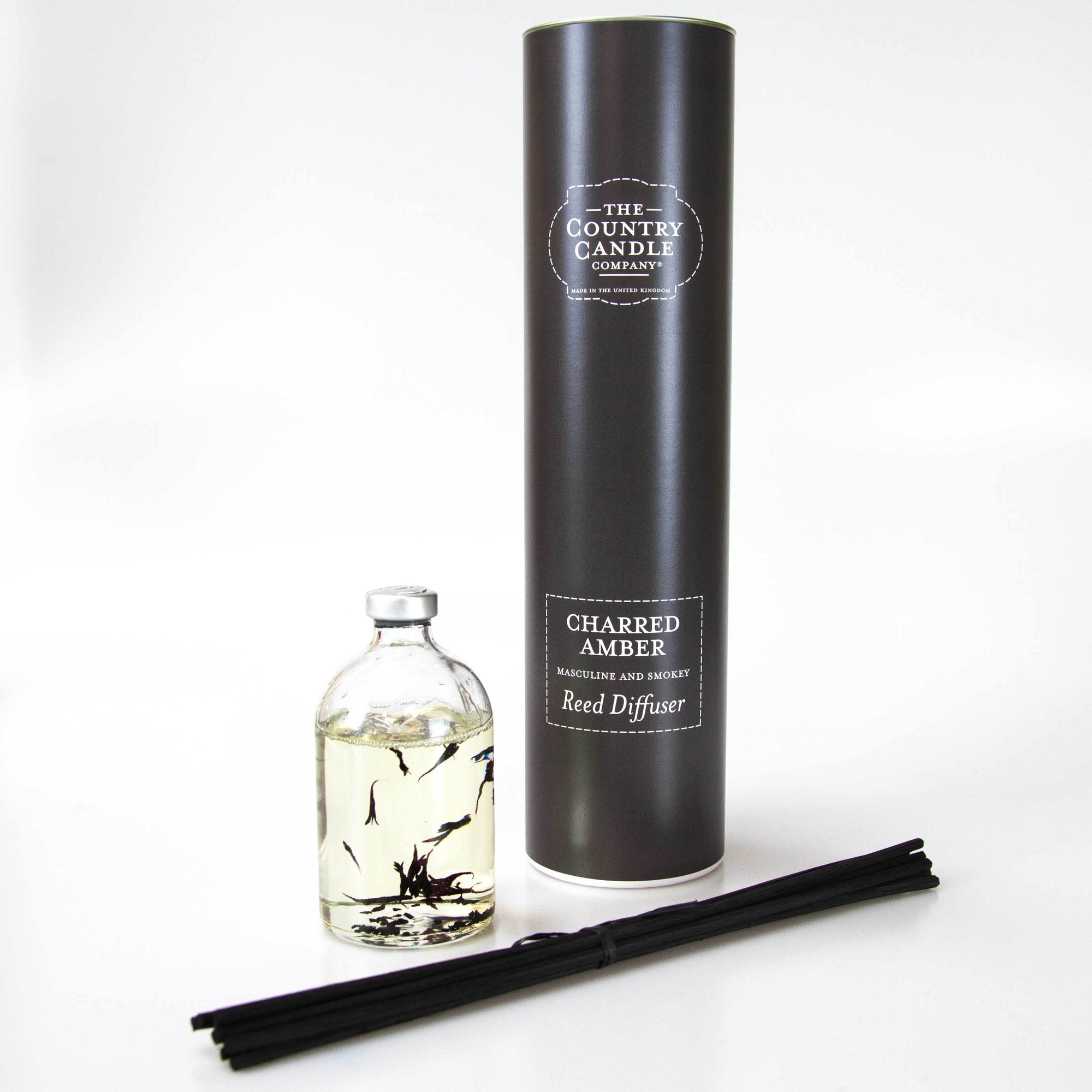 The Country Candle Co. Charred Amber Reed Diffuser