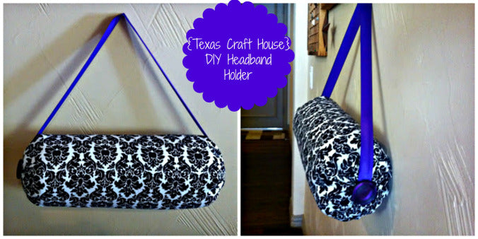 Headband Holder Tutorial