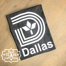 Load image into Gallery viewer, City of Dallas Logo T-shirt