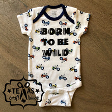 Load image into Gallery viewer, Born to be Wild Motorcycle Bodysuit