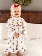 Load image into Gallery viewer, Tree Nightgown Pajamas