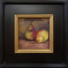 Load image into Gallery viewer, Title: A Pair of Pairs Artist: Susie Byerley Medium: Pastel Size: framed