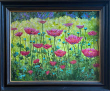 "Load image into Gallery viewer, ""A Passion for Poppies"" by Elizabeth O'Rear 