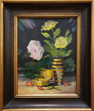 Load image into Gallery viewer, Title: Golden Box Artist: Ronald P. Mack Medium: Oil  Size: Framed