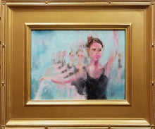 Load image into Gallery viewer, Title: Preparation Artist: Jodie Friend Medium: Oil  Size: framed