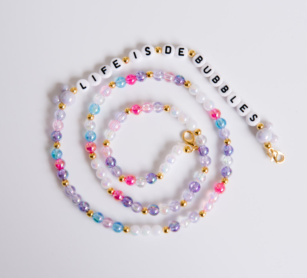 Bubbles Mask Chain