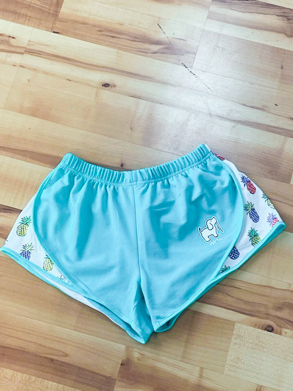 Pineapple Athletic Short