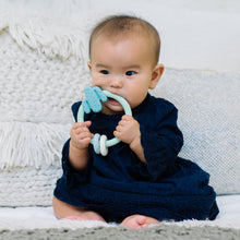 Load image into Gallery viewer, Cactus Rattle & Silicone Teether