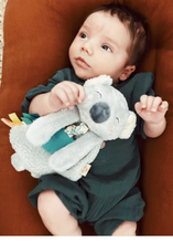 Load image into Gallery viewer, NEW Itzy Lovey™ Koala Plush with Silicone Teether Toy