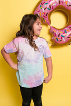 Load image into Gallery viewer, Cotton Candy Tie Dye Youth