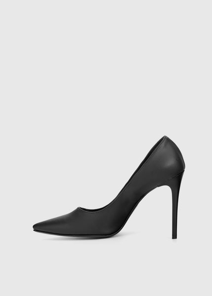 BLACKY CHIC Stiletto - Desserto® vegan cactus leather