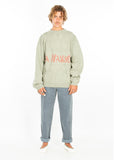 La Nausee Knit Sweaters - Green