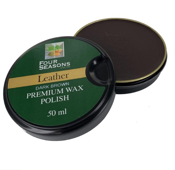 Four Season (#FSPW) Premium Shoe Wax