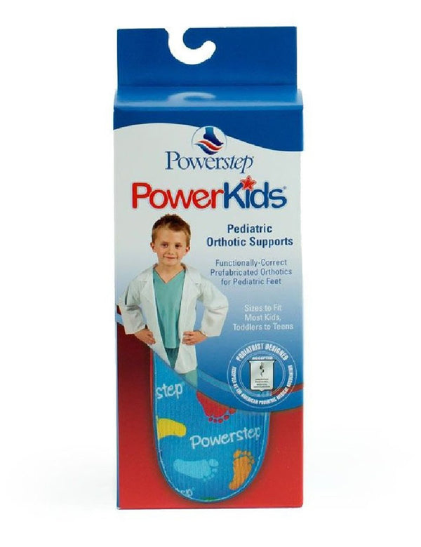 Powerstep Kids 3/4 Arch Supports #PSK - One Pair