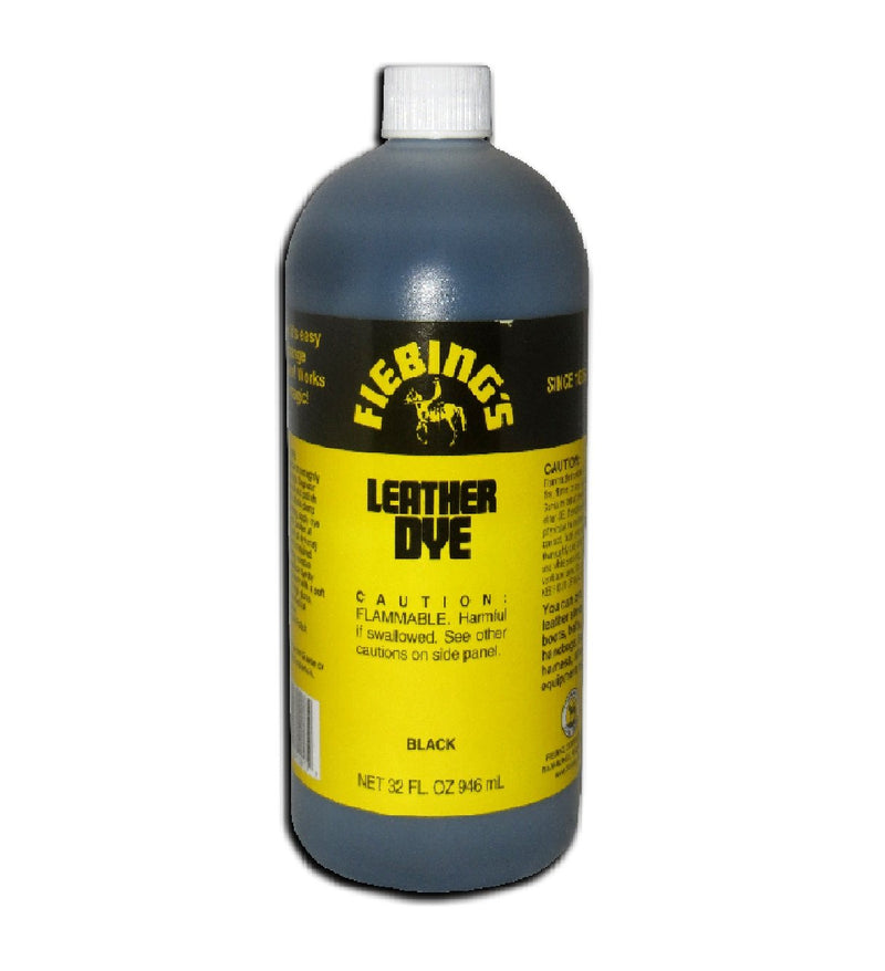 Fiebing  Leather Dye Quart  32 Oz - 1 Quart #FLDQT